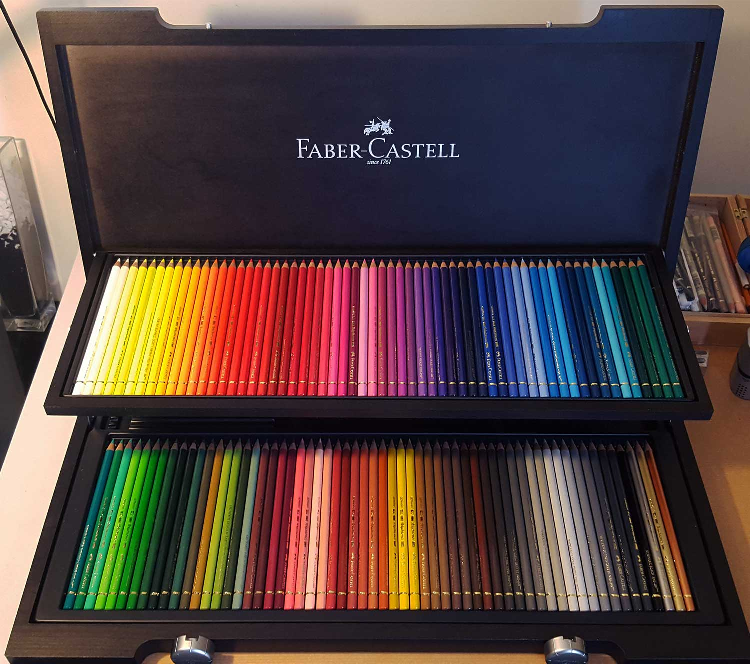 Crayons Faber Castell